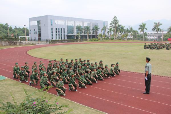 深圳国防教育训练基地