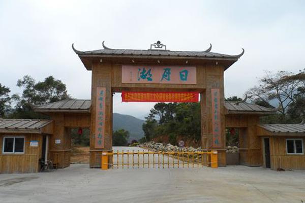 惠州惠东日月湖拓展基地